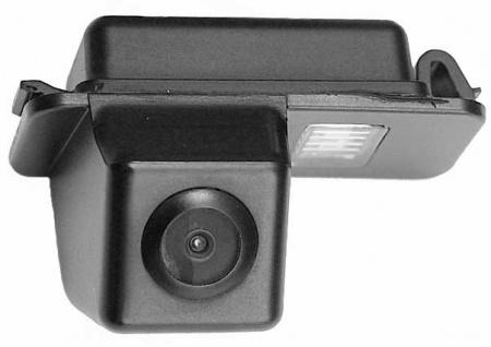 Штатная камера заднего вида для FORD Mondeo 08+, Fiesta, Focus (H/b), S-Max, Kuga