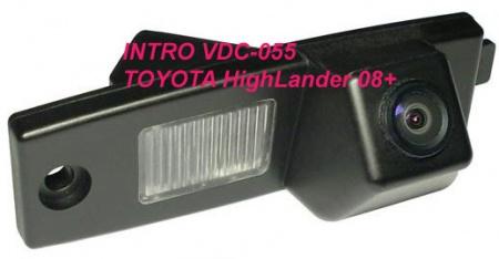 Штатная камера заднего вида для TOYOTA HighLander 08+