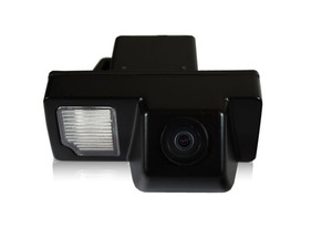 Штатная камера заднего вида для TOYOTA Prado-120 Для комплектации c запаской снизу.
