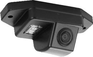 Штатная камера заднего вида для TOYOTA Prado-120 Для комплектации с запасным колесом на двери