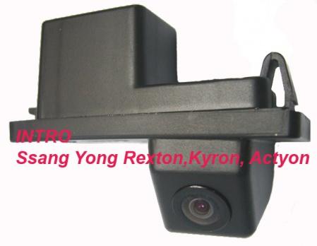 Штатная камера заднего вида для SSANG YONG Rexton, Cayron, Actyon
