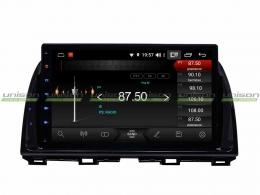 Штатная магнитола Mazda CX-5 2011-2016 UNISON 10HL