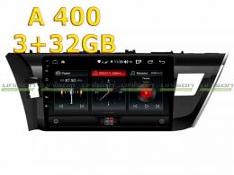 Штатная магнитола TOYOTA Corolla E170 2014-2016 Unison 10A3