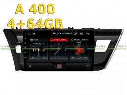 Штатная магнитола TOYOTA Corolla E170 2014-2016 Unison 10A4