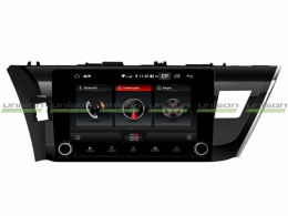 Штатная магнитола TOYOTA Corolla E170 2014-2016 Unison 10A4 Roll