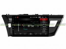 Штатная магнитола TOYOTA Corolla E170 2014-2016 Unison 10HL