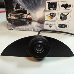Nissan камера фронтальная для установки в логотип