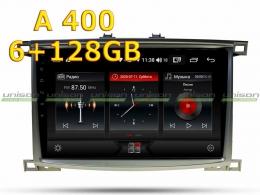 Штатная магнитола TOYOTA LC100 2003-2007 Unison 10A6