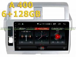 Штатная магнитола TOYOTA Prado 150 2014-2017 Unison 10A6