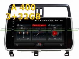 Штатная магнитола TOYOTA Prado 150 2018+ Unison 10A3