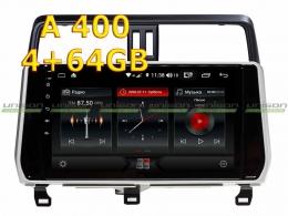 Штатная магнитола TOYOTA Prado 150 2018+ Unison 10A4