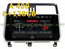 Штатная магнитола TOYOTA Prado 150 2018+ Unison 10A6