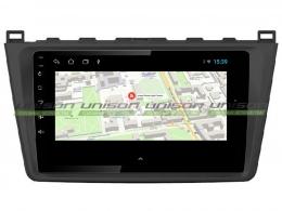Штатная магнитола UNISON T1 для Mazda 6 2008-2013 на Android
