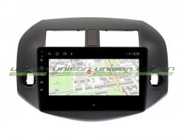 Штатная магнитола UNISON T1 для Toyota RAV4 2005-2014 на Android