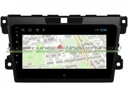 Штатная магнитола UNISON T1 для Mazda CX-7 на Android