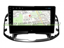 Штатная магнитола UNISON T1 для Chevrolet Captiva 2012+ на Android