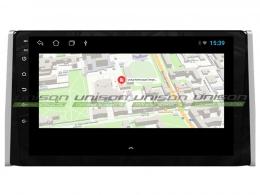 Штатная магнитола UNISON T1 для Toyota RAV4 2019+ на Android