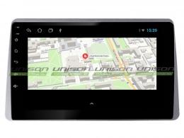 Штатная магнитола UNISON T1 для Renault Arcana на Android