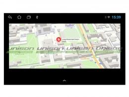 Штатная магнитола UNISON T1 для Renault Duster 2020+ на Android