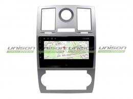 Штатная магнитола UNISON T1 для Chrysler 300CC на Android