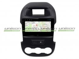 Штатная магнитола UNISON T1 для Ford Ranger на Android