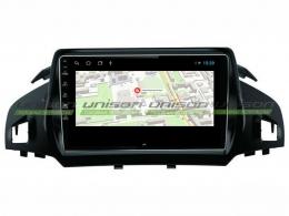 Штатная магнитола UNISON T1 для Ford Kuga на Android