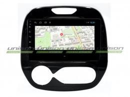 Штатная магнитола UNISON T1 для Renault Kaptur на Android