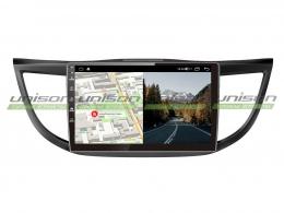 Штатная магнитола UNISON S 2/32 для Honda CRV 2012-2018