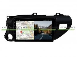 Штатная магнитола UNISON S 2/32 для Toyota Hilux 2015-2020