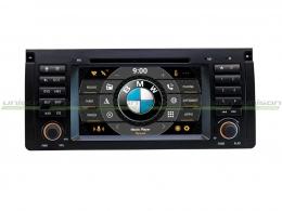 Штатная магнитола BMW E39/E53 Unison 7BDA