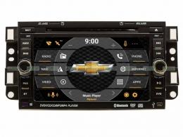 Штатная автомагнитола Chevrolet Aveo, Epica, Captiva  Unison 7CDA