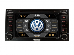 Штатная магнитола VW Touareg, Multivan T5 Unison 7BDA