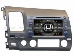 Штатная магнитола HONDA Civic 4D Unison 7CDA