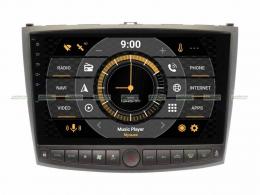 Штатная магнитола Lexus IS250 2005-2012  Unison 10HA