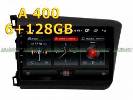 Штатная магнитола HONDA Civic 2011-2015 Unison 10A6